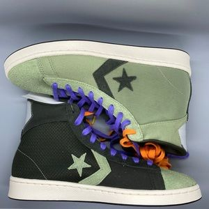 Converse Shoes - Converse ChuckTaylor AllStar High BHM Pro Leather